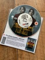 The Library Suicides DVD * DISC ONLY * (2016) Dyfan Dwyfor, Lyn world drama