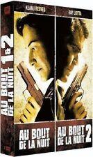 Coffret 2 DVD : AU BOUT DE LA NUIT 1 & 2  [ Reeves - Liotta ]  NEUF cellophané