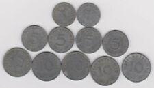 Konvolut 3.Reich Münzen