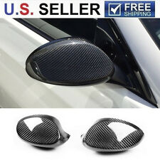 2007 2008 2009 BMW E92 E93 Pre-LCI 328i 335i Coupe Carbon Fiber Mirror Covers