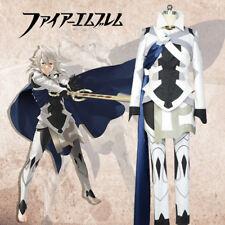 Fire Emblem Fates Avatar Corrin Kamui Cosplay Outfit Suit Uniform Dress Costume