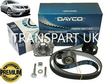 SAAB 9-3 93 TID 1.9 DIESEL 150BHP 16V TIMING BELT KIT WATER PUMP VECTOR SPORT