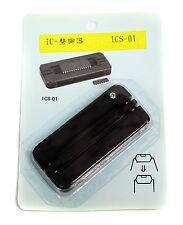 "1pc DIP IC Straightener ICS-01 width= 7.62~15.24mm 0.3""~0.6"" no Electrostatics"