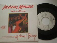 AZUCAR MORENO Azucar Moreno SPAIN PROM0 45 1985 Sergio Makaroff Ariel Rot