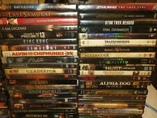 DVD Movie Lot $2.00 Each! Pick Movies From List