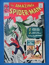 Amazing Spider-Man # 2 - (Fine) -1St App Of The Vulture/Terrible Tinkerer -Ditko