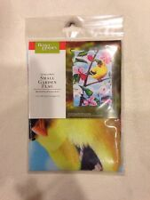 "Better homes Small Garden Flag Spring Goldfinch 12.5""x18"""