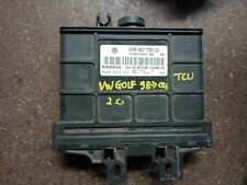 VW GOLF 98-04 TCU TRANSMISSION ECU MODULE 2.0 01M927733LQ SIEMENS