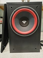 "Cerwin Vega LW-10 10"" Powered Subwoofer Speaker Home Theater Amplified Sub"