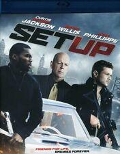 Set Up (Blu-ray Disc, 2011)James Remar, Ryan Phillippe, 50 Cent, Bruce Willis,