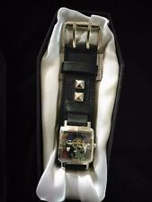 DISNEY HAUNTED MANSION HOLIDAY 2004 JACK AND ZERO L.E 200 WATCH NIB