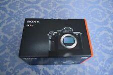 SONY a7R II Alpha Full Frame Mirrorless Digital Camera Body #ILCE7RM2/B
