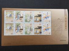 CHINA PRC Stamp 2003-20 Folk Legend Liang Shanbo Mini Souvenir Sheet, MNH SS