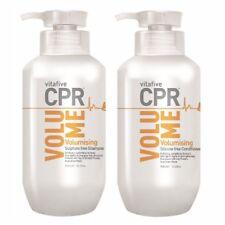Vita 5 CPR Volume Shampoo & Conditioner 900ml (Vita Five) Sulfate - Paraben Free