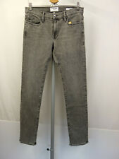 FRAME DENIM L´Homme Designer 5-Pocket Jeans W31 Men Pants Grau