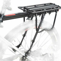 Bike Rack Aluminum Alloy Luggage Rear Carrier Trunk for Bicycles Rear Shelf  TAE