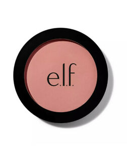 E.L.F Primer Infused Blush, Always Punchy, Long Lasting Pink Neutral, Boxed 10gm