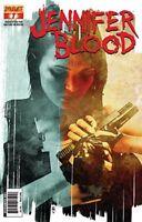 Jennifer Blood #7  Dynamite Comic Book