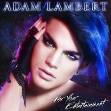 Adam Lambert CD Music For Your Entertainment