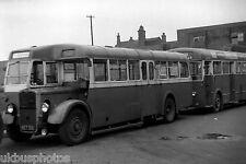 Rotherham Corporation Transport No.140 depot Bus Photo