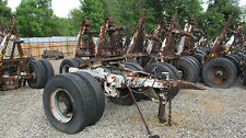 Dolly Converter Single Axle with Fifth Wheel Converter Dolly Used