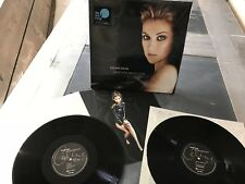 "Celine Dion Double Vinyle 12"" LP "" Let's Talk About Love "" MINT"