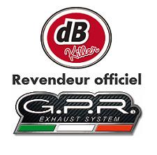 COLLECTEUR GPR KTM LC8 SUPER ADVENTURE 1290 2017/18 - CO.KTM.55.2.DEC