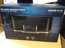Sirius SXABB1 Boombox XM Portable Satellite Radio + xmp3 xpmp3h1 xmp3i receiver