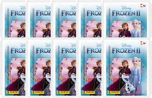 Panini Frozen 2(II) Story Sticker Collection - 10 x Sealed Packs