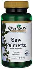 Saw Palmetto 540 mg x 100 Capsules