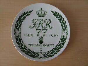 Regimentsteller Meissen FAR 77