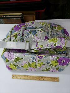 New Vera Bradley Metropolitan Watercolor Bag