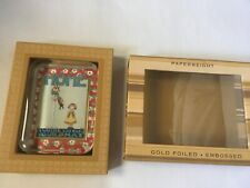 Mary Engelbreit Punch Studio Paperweight Home Is Where You Hang Your Hat ~ New