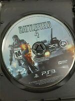 Battlefield 4 (Sony PlayStation 3, 2013) Battlefield IV PS3 Video Game Disc Only