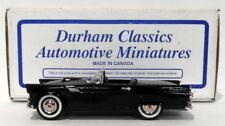 Durham Classics 1/43 Scale DC33B - 1955 Ford Thunderbird - Black