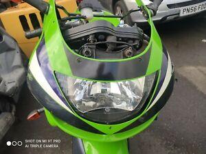 Kawasaki ZX6R ZX6 R G 1998-1999 Headlight Head Light Lamp Unit