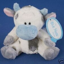 "Me To You / Blue Nose Friends 4"" Collectors Plush - Milkshake the Cow - No 21"