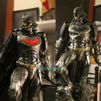 Batman 1/4 Resin Figurine Painted Model In Stock Collection GK Japanese Warrior