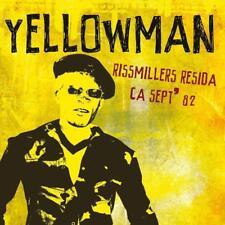 YELLOWMAN - RISSMILLERS RESIDA CA SEPT 82 KPFK-FM BROADCAST 2CD's (NEW) LIVE