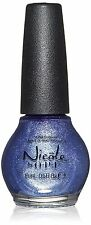 NICOLE By OPI NAIL LACQUER #BLUE BERRY SWEET ON YOU