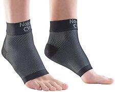 NatraCure Plantar Fasciitis Socks - Compression Foot, Ankle, Heel Sleeves - S