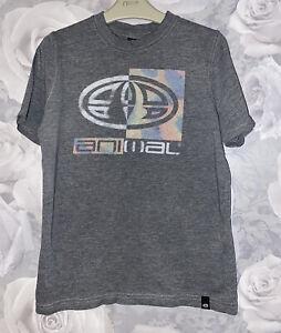 Boys Age 9-10 Years - Animal T Shirt