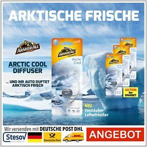 "Armor All ""Arctic Cool ""Arctic Fresh Scent Spray Car Air Freshener"