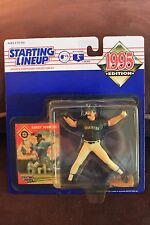 1995 MLB Starting Lineup Randy Johnson Seattle Mariners Card & Figure