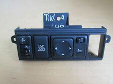 Schalter LWR ESP Spiegelverstellung Nissan Tiida  Bj.08