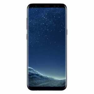 Samsung Galaxy S8 64 GB Midnight Black - Defekt Displayschaden