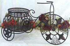 Blumenfahrrad Blumenkasten Fahrrad Pflanzfahrrad Garten Pflanzkorb Blumenkorb