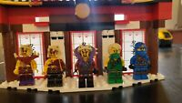 lego ninjago minifigures lot