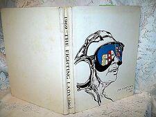 RARE! USS YORKTOWN CVS-10 1969 CRUISE BOOK~ASTRONAUT COL FRANK BORMAN SIGNATURE