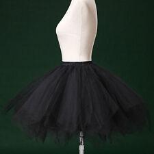 B38 NUEVO Tutu Tutú Falda de tul Enaguas Vestido de Ballet Falda Ballet